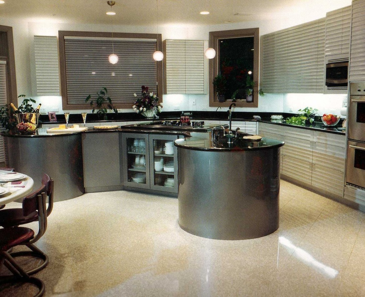 Modern Custom Kitchen modern4readonly